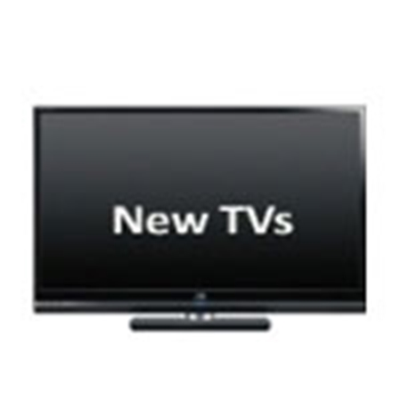 Picture for category New TVs