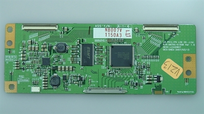 Picture of 0940-0000-1610, 0940-0000-1610R, 6870C-0150B, LC420WX7, VIZIO, MODEL # VW42LHDTV10A