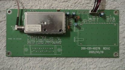 Picture of 200-C01-HX276, JS-6AM/134WG, 41050625, PROVIEW, MODEL # RX-326,3200, TVPARTS