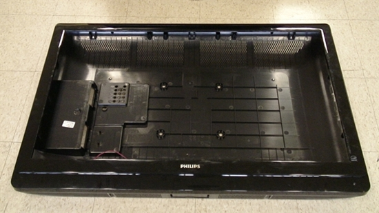 Picture of 312124000020, M8-T26148-850, 312124000010, M8-T26148-820, PHILIPS CABINET, PHILIPS FRAME, MODEL # 42PFL3704D/F7, TVPARTS