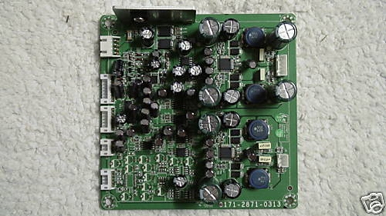 Picture of 0171-2871-0313, 3642-0032-0137, 0171-2871-0314, SV470XVT1A, SV420XVT1A, VIZIO 47 LCD TV AUDIO BOARD