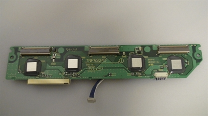 Picture of 1EDM12194, TNPA3243, 6842PE, 6842PEM, TH-42PD50, TH-42PD50U, SYLVANNIA SD SCAN BOARD