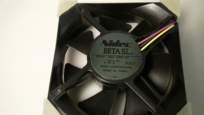 Picture of 23125910, 23125910D, D08A-12PM, 5620I2, TV FAN, NIDEC, BETA SL, TOSHIBA FAN, 42HP95, NEB, SL02