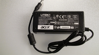 Picture of Liteon PA-1600-07, E132068, N136, PA-1600-01, ACER COMPUTER AC, 19V ADAPTER, NEB, 19V3