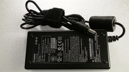 Picture of CA-CP200, 117VA-150VA, Q041301, E144195, AC ADAPTER, 24V AC ADAPTER, CANON AC ADAPTER, COMPUTER 24V AC ADAPTER, NEB, P20