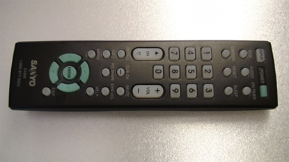 Picture of OARC04G, GXBM, S1011393, P05013-1, TV REMOTE, SANYO TV REMOTE, DP50710, DP32640, DP42740, DP42841, DP46841, DP50741