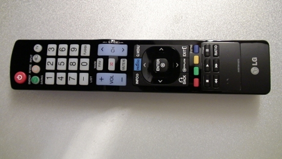 Picture of AKB72914273, AKB72915280, RM-D657, TV REMOTE, LG TV REMOTE CONTROL, LG REMOTE, 42PW350, 42PW350, 50PW350, 50PW350-UE, LG LCD TV REMORE