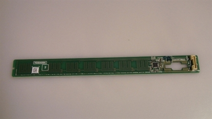 Picture of V28A001262A1, V28A001264A0, DS-7209, TOSHIBA TOUCH KEY BOARD, KEY FUNCTION BOARD, 42TL515U, NEB, TH42