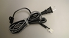 Picture of 75023294, AC POWER CORD, TOSHIBA POWER CORD, 42TL515U, 32TL515U, NEB