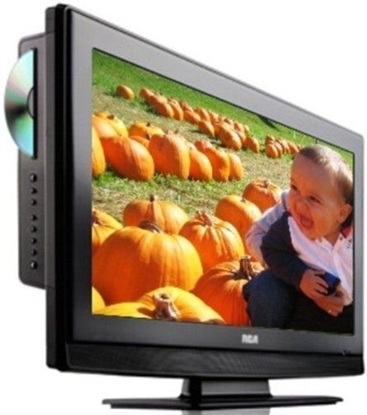 Picture of L26HD32D, 26 INCHES RCA LCD COMBO, 26 LCD TV, L26HD32D COMBO
