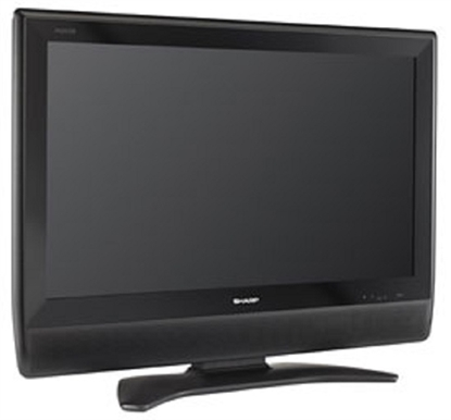 Picture of LC-32D40, SHARP 720p LCD TV, SHARP LC-32D40, 32 LCD TV, SHARP LC-32D40 LCD TV