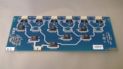 Picture of 1-869-966-04, LTY406HS-LH2, ZR4, KDL-46XBR2, KDL-46XBR3, SONY 46 LCD TV INVERTER BOARD