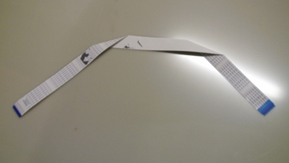 Picture of 0460-2850-0360, 0460-2850-0300, AWM 20861 E221612-S, RIBBON CABLE, LVDS RIBBON CABLE, LVDS CABLE, E420-A0, E420I-A0