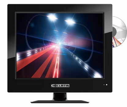 Picture of LCDVD152A, 15 CURTIS LCDTV/DVD COMBO, TVDVD COMBO