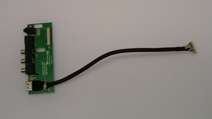 Picture of 303C3206056, TV3206-ZC22-01(D), E214887, AV INPUT, AV MODULE, LC32VH55