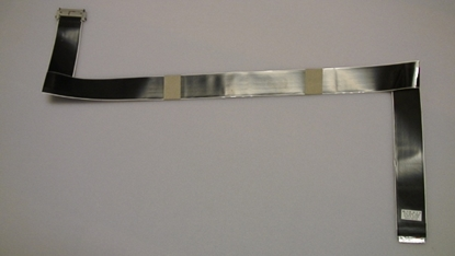 Picture of 1-910-103-95, 071-0001-1625, 117071-51100, E221612-S, LVDS RIBBON CABLE, RIBBON CABLE, KDL-46BX450, SONY 46 LCD LVDS RIBBON CABLE