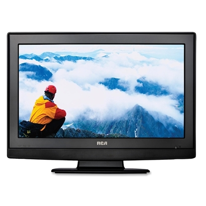 Picture of RCA L26HD35D TV/DVD COMBO, RCA 26 LCD TV DVD COMBO, L26HD35D