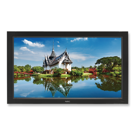 "Picture of NEC V321-2 32"" Commercial LCD Monitor, NEC V321-2, NEC 32"" LCD COMERCIAL LCD TV MONITOR, V321-2, NEC 32 LCD TV MONITOR"