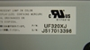 Picture of UF320XB, BUF320G040D1, LCD PANEL, TV LCD, J517013396, SYLVANIA, MODEL # LD320SS8A