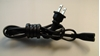 Picture of 3903-000598, E55349, LS-7S, R31612, POWER CORD, AC POWER CORD, TV POWER CORD, PANASONIC POWER CORD, SONY POWER CORD, SAMSUNG POWER CORD, TOSHIBA POWER CORD, NEB, TV5AC