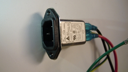 Picture of 03GEEG3E, EMI FILTER LINE, RCA FILTER LINE, L42WD22YX5, L42WD22YX5, L42WD22YX5, L42WD22YX6, L42WD22YX6(TV520), L46WD22YX11, L46WD22YX13, L46WD22YX5, RCA 42 LCD TV AC NOISE FILTER LINE, NEB, 22Y