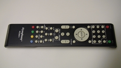 Picture of RC2001I, OARC04G, LC22IH56, TV REMOTE, ISYMPHONY TV REMOTE, SYMPHONY TV REMOTE