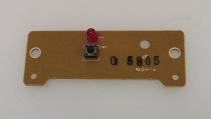 Picture of BN41-00555A, TV SWITCH, SAMSUNG TV SWITCH BUTTON, LN-R408D, LN-R408DX/XA, LN-R268W, LNR268WX/XAA, LN-R328W