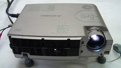 Picture of MITSUBISHI SD200U, MITSUBISHI PROJECTOR, SD200U