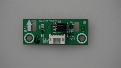 Picture of 126789, RSAG7.820.2064/ROH, E303981, DX-55L150A11, DYNEX 55 LCD TV IR SENSOR, DYNEX LCD TV IR SENSOR