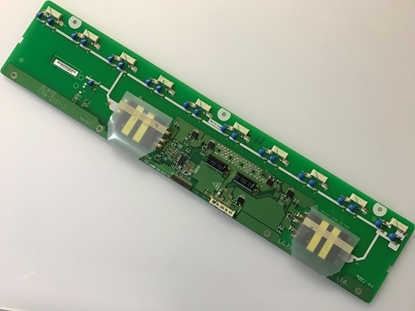 Picture of 6632L-0347A, CXB-5101-S, 6632L-0347A, LCT42Z6TM, FLM-4234BH, FLM-4243B, AKAI 42 LCD TV INVERTED BOARD