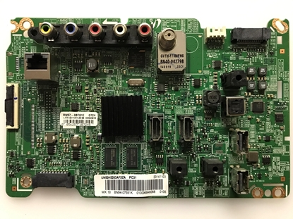 Picture of BN94-07691K, BN97-08781E, BN41-02245A, UN50H5203AFXZA, UN50H5203AF, SAMSUNG 50 LED TV MAIN BOARD